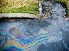 Stormwater treatment against oil and metals